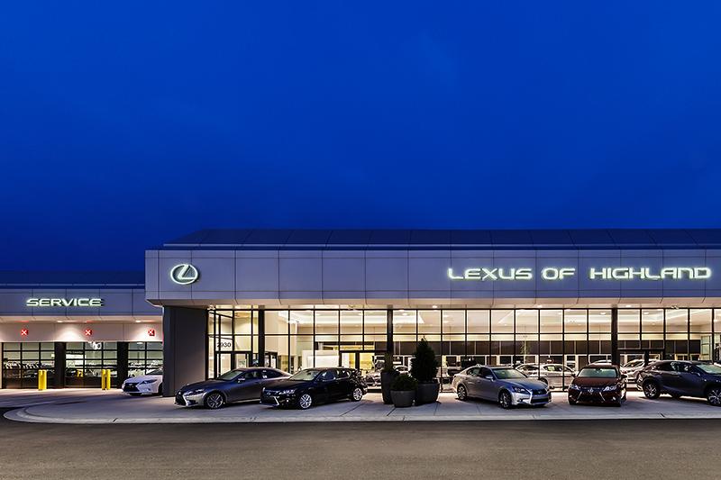 Arlington Heights Lexus >> Lexus Highland Park - Osman